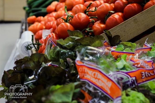 Овощи в здоровом рационе: голые факты