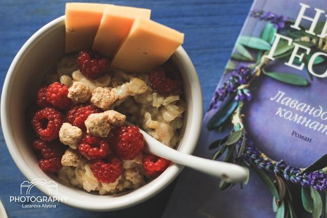 Самый правильный завтрак: овсяная каша