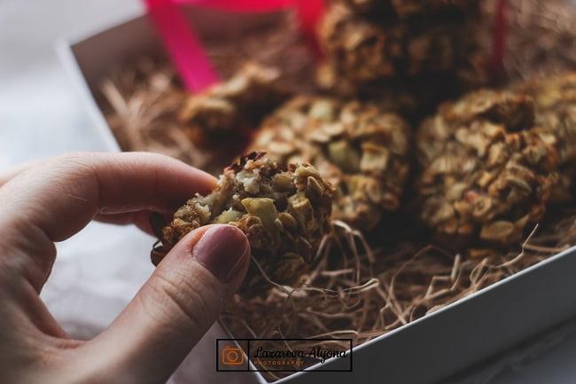 домашнее печенье из овсянки
