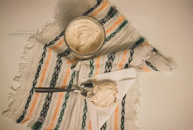 Диетический мягкий сыр: маскарпоне по-русски