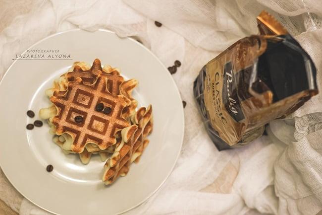 Воздушные, как мечта: полезные диетические вафли для чудного завтрака