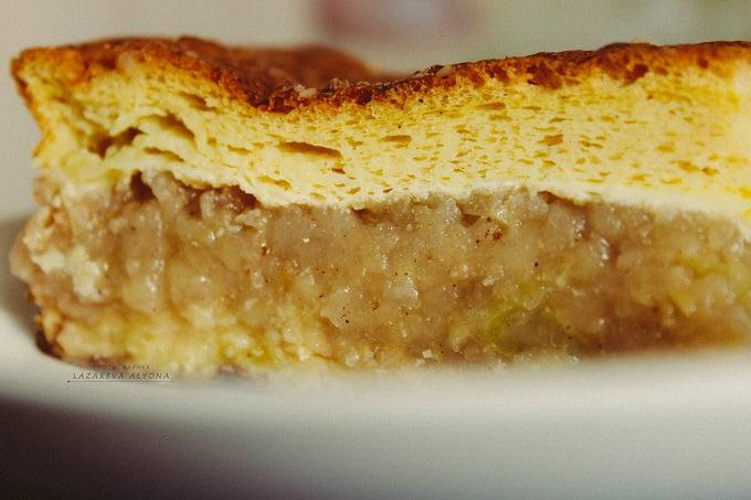 Тотально яблочный пирог