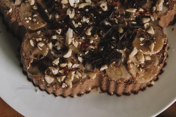 пп торт с какао