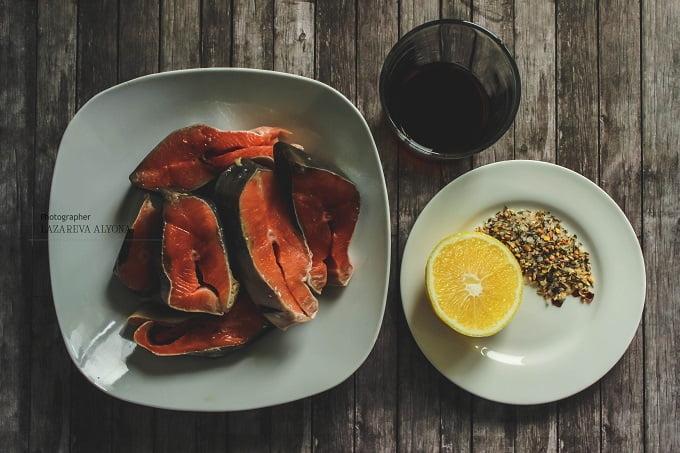 рецепт сочной рыбы