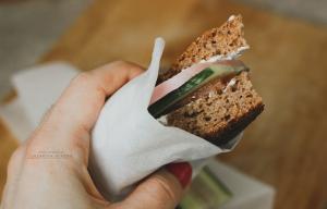 пп сэндвич удобно брать с собой